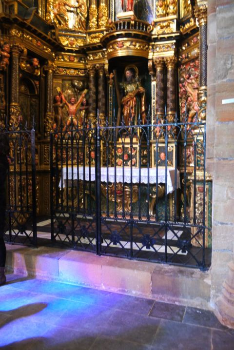 altar Sant Llorenç