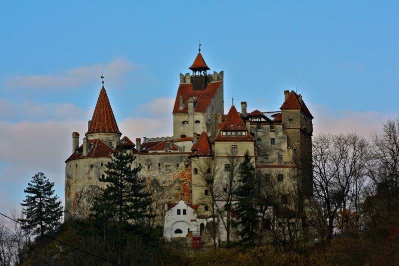 castell bran 1