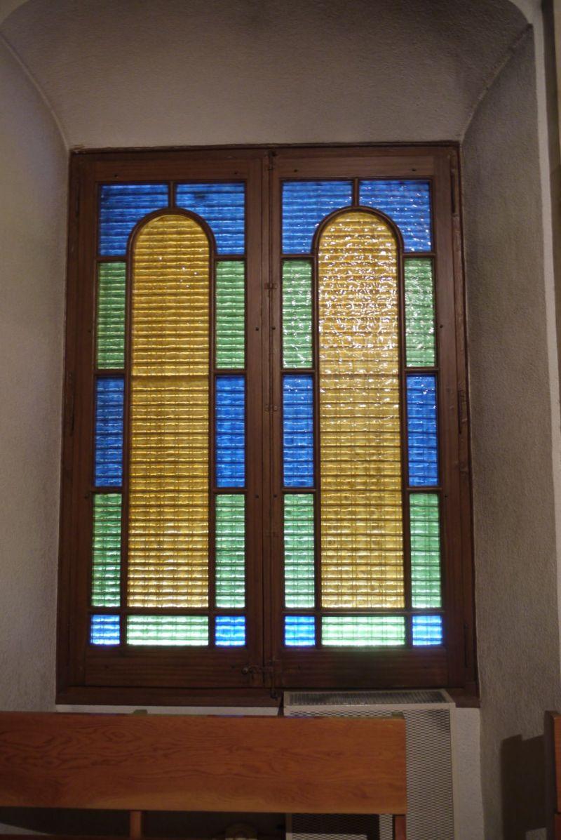 finestra capella
