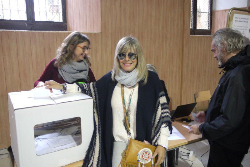 carme votant