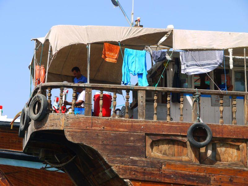 barcos jumeira