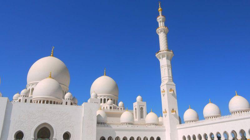 mezquita zayed