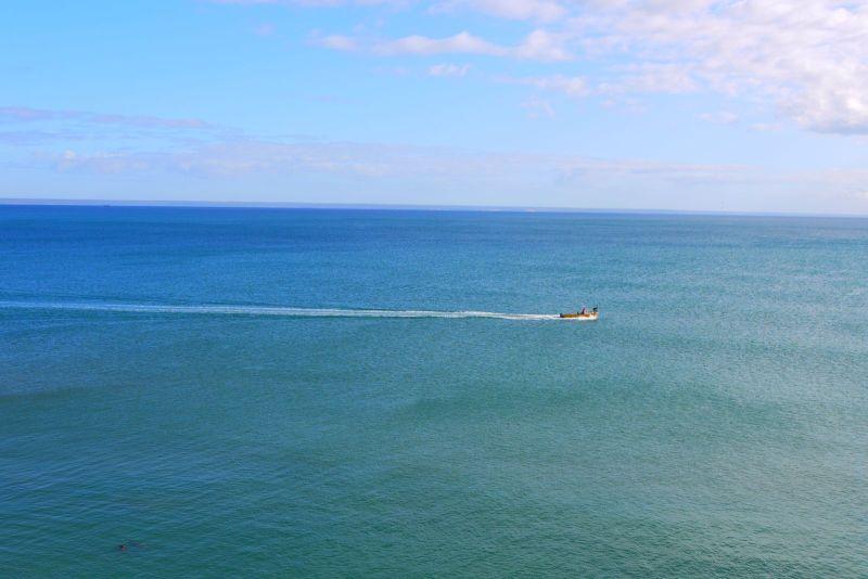 mar i barco